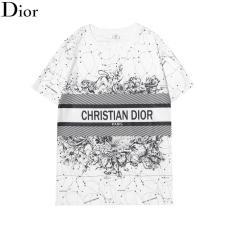 VIP先行予約  Dior ディオール 新作半袖Tシャツファッション快適Tシャツコピー代引き工場直売店