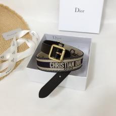 累積売上額TOP20 ディオール Dior ベルト大人気流行定番幅3.4cm2色レプリカベルト 代引き工場直営店