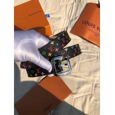 国内発送&関税込 LOUIS VUITTON ルイヴィトン 柔軟両面ズックベルト定番幅3cm4色ブランドコピー工場直売販売おすすめ代引き店